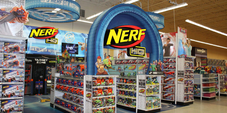 The Middleton Advantage : Introducing Nerf HQ